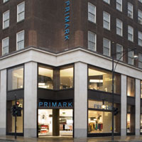 Primark's New Oxford Street Store