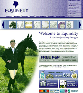 EquinEty showcases unique equestrian-theme jewellery