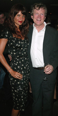 Helena Christensen and