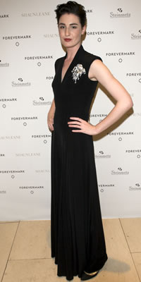 Erin O'Connor wearing Forevermark Diamonds Jorge Herrera