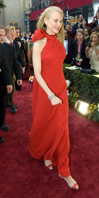Nicole Kidman arrives at the 79th Annual Academy Awards at the Kodak Theatre in Hollywood