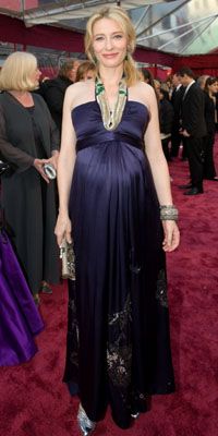 Cate Blanchett 80th Academy Awards, 80th Show Day
