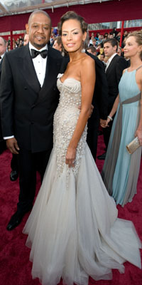 Forest Whitaker 80th Academy Awards, 80th Show Day