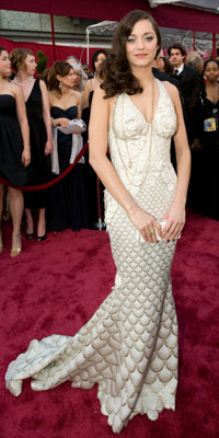 Marion Cotillard 80th Academy Awards, 80th Show Day