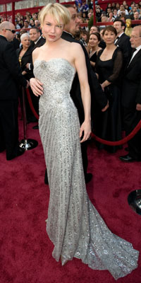 Renee Zellweger 80th Academy Awards, 80th Show Day