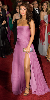 Alicia Keys attends the 81st Annual Academy Awards®  Dress by:  Bryan Crowe / ©A.M.P.A.S.