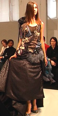 Falguni & Shane Peacock A/W '09 London Fashion Week